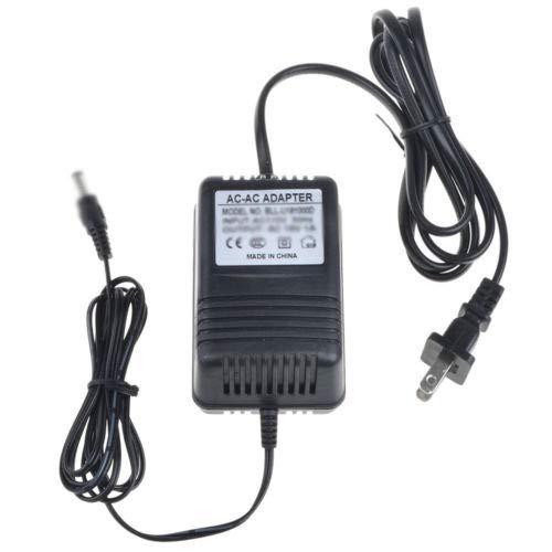 Note: Not Fits 15VDC. UpBright 16V AC AC//AC Adapter for AC16V PreSonus Model A41510C HKA16-1000 HKA161000 150-HKA16-1000 150HKA161000 Plug in Class 2 Transformer 16VAC Power Supply Charger