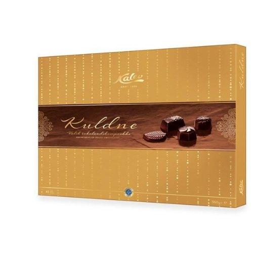 Kuldne Kalev assortment of filled chocolates 360g by Kalev
