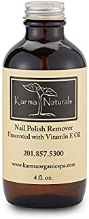 product image for Karma Organic beauty natural Unscented - Nail Polish Remover Nontoxic vegan cruelty free (4 fluid ounce)