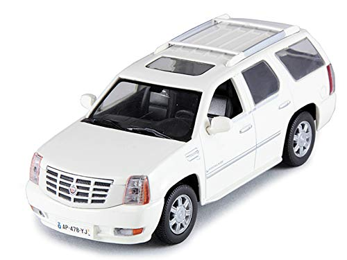 Cadillac Escalade 2009 Year - Legendary USA Full-Size Luxury SUV - 1/43 Collectible Model Vehicle - USA Full-Size Luxury SUV by General Motors Company