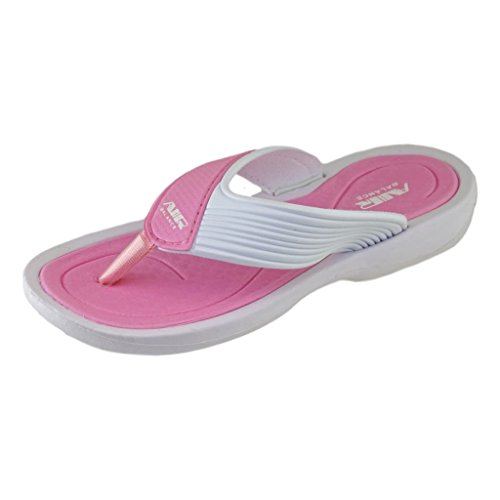 ff77682cb11665 Air Balance Women s Summer Pastel Flip Flops Thong Sandals