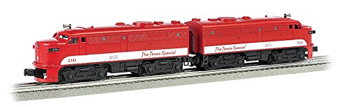 Williams by Bachmann Texas Special #210 Alco FA-2 Powered & Dummy A-A Train Set (O Scale)