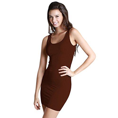 92 nylon 8 spandex dress - 4
