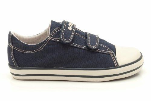 Clarks  Happy Chap,  Jungen Sneaker Low-Tops , Blau - blau - Größe: 4 UK F