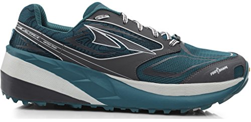Altra AFM1859F Men's Olympus 3 Running Shoe, Green - 8.5 D(M) US