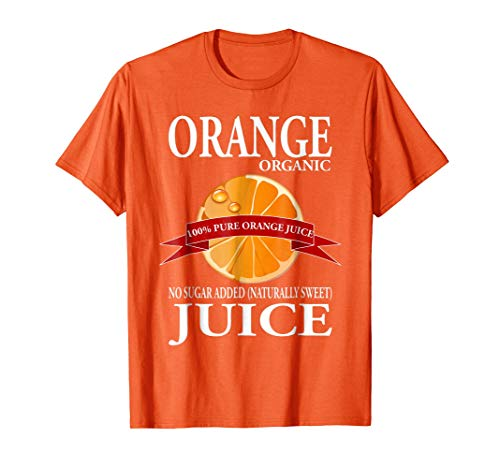 Orange Juice Box: Family Halloween Costumes for 4 people -