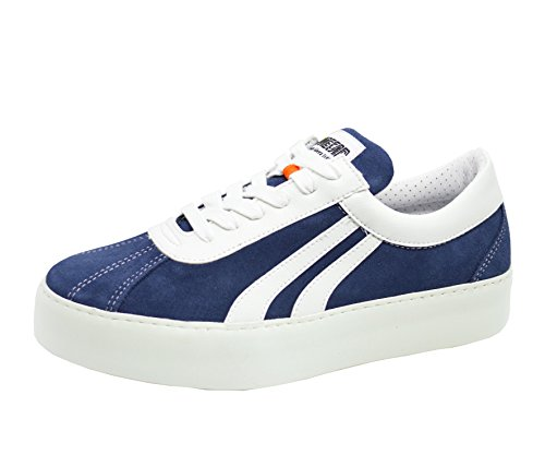 LaudaBolt Mecap c Homme et pour Sneakers Bleu Femme Tqwwp5B