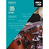 Trinity College London Rock & Pop 2018 Drums Grade 5
