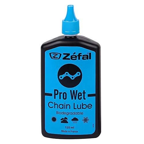 Zéfal Pro Wet kettingsmeermiddel, zwart, 120 ml