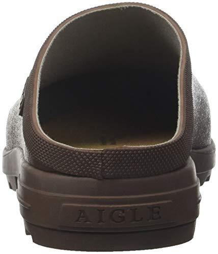 Unisex brun Zoccoli Aigle – Adulto Marrone Limfor E1qSx6Twp