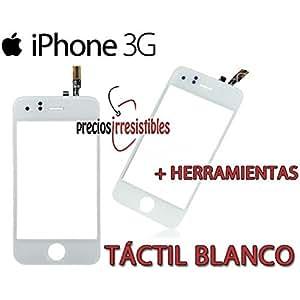 Pantalla iPhone 3G Digitalizador Cristal Tactil Blanco