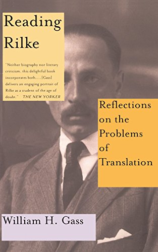 Reading Rilke Reflections On The Problems Of...