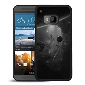 New Custom Designed Cover Case For HTC ONE M9 With Mj Planets Space Abstract Dark Art Phone Case