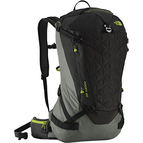 The North Face Adder 40 Pack (LG/XL, Spruce Green/Macaw Green)