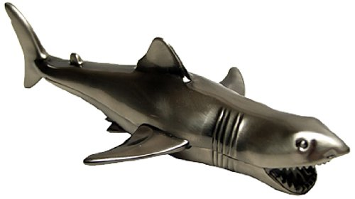 Price comparison product image Factory Entertainment Jaws Stainless Steel Bottle Opener