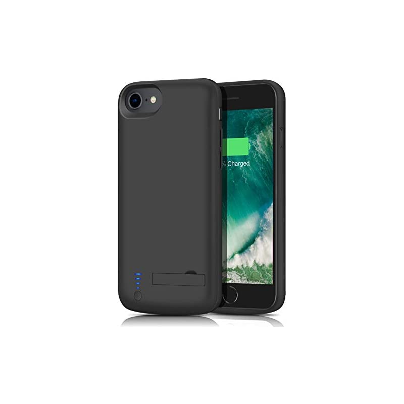 iPhone 8/7 Battery Case, 5500mAh Protect