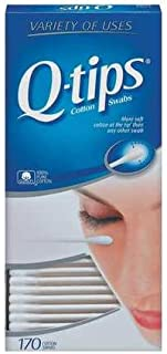 product image for Cotton Tip Swab, Double Tip, 3In, PK144