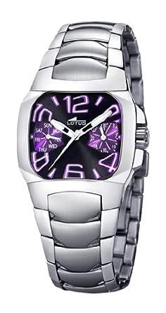 Amazon.com: Womans reloj lotus Code 15504/9: Watches