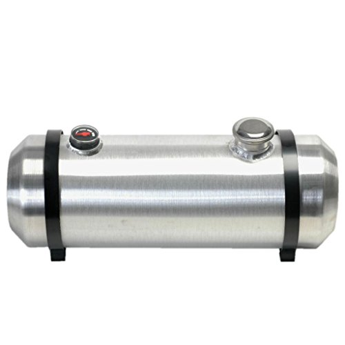 10 Inches X 40 Spun Aluminum Gas Tank 13.5 Gallons With Sight Gauge For Dune Buggy, Sandrail, Hot Rod, Rat Rod, Trike