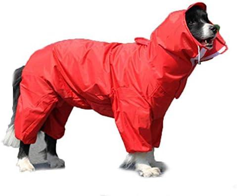 Gulunmun Chubasqueros para Perros Impermeable para el Perro ...