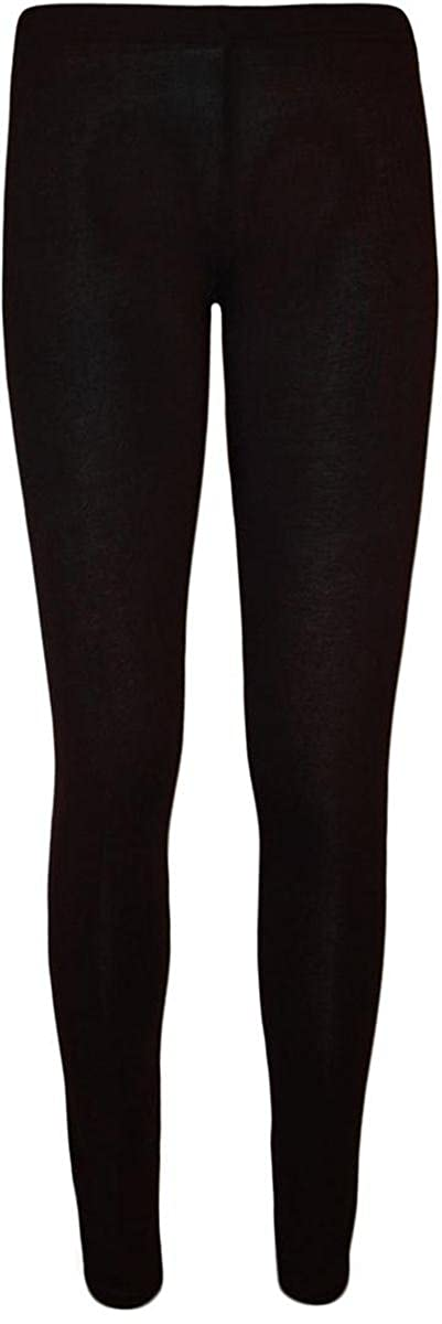 Chocolate Pickle New Womens Plus Size Full Stretch Viscose Leggings Trousers 8-22
