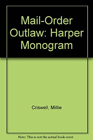 book cover of Mail-Order Outlaw