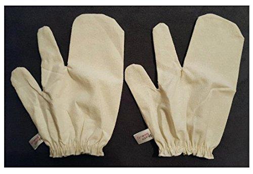 Starlitt Beauty Silk Massage Gloves