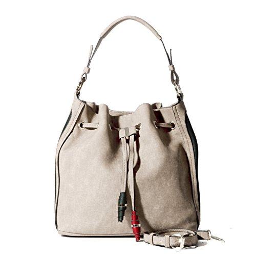 Drawstring Hobo Bag Pattern - 2