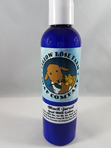 Goat Milk Lotion-Black Forest (All Natural, Alcohol FREE)