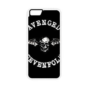 Avenged Sevenfold iPhone 6 4.7 Inch Cell Phone Case White SEJ6563033037404