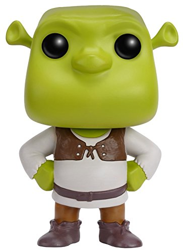 Funko Dreamwork's Shrek Shrek Pop Vinyl Figure from Funko
