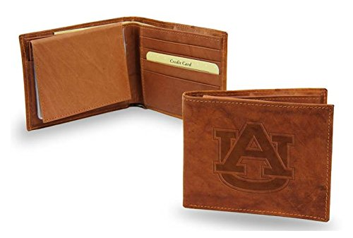 mbossed Leather Billfold Wallet ()