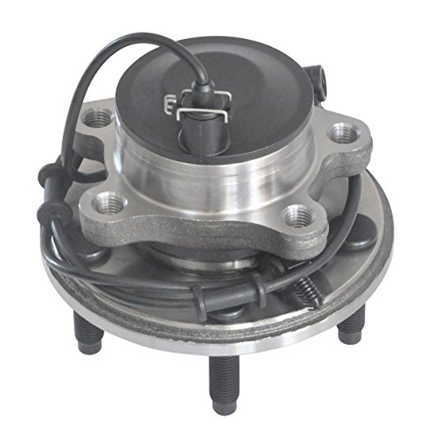 DRIVESTAR 513169 New Front Wheel Hub & Bearing for 00-08 JAGUAR S-TYPE 2WD RWD w/ ABS by DRIVESTAR