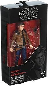 Star Wars The Black Series Han Solo 6-inch Figure