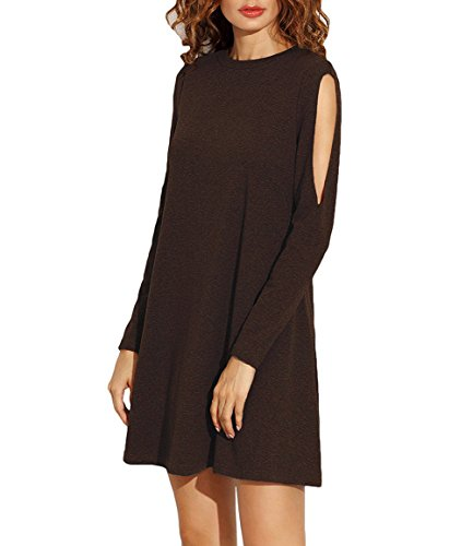 Clearance Womens Shoulder Sleeve T Shirt