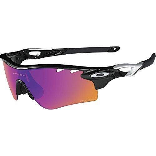 Oakley Radarlock Path Sunglasses Polished Black / Prizm Trail & Carekit - Oakley Black Radarlock