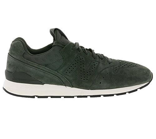 Balance And khaki Sneakers New Leather Synthetic Khaki 996 Men's Green 1Fwxq46p