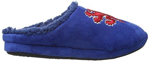 Bafiz Jungen Rangers Home Pantoffeln Blau (Royal/Navy 935)