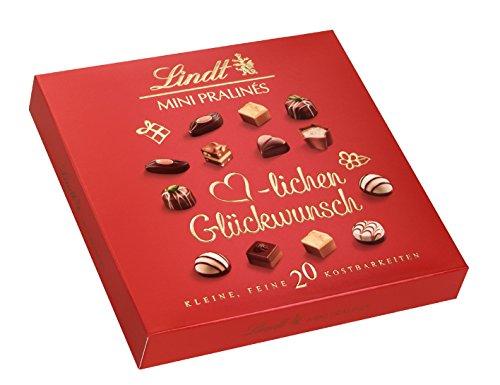 Lindt & Sprüngli Geburtstags Pralines, 2er Pack (2 x 100 g)