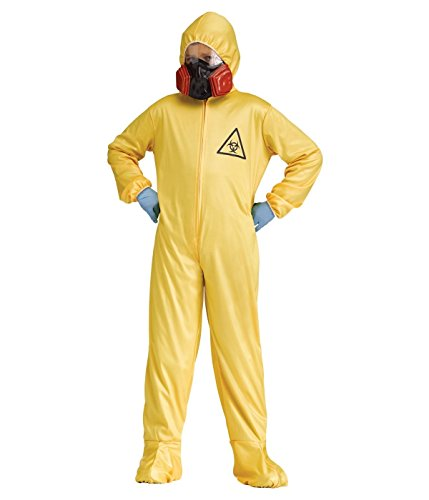 Fun World Hazmat Suit Costume