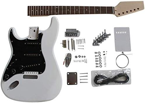 GD4444 Coban Guitars Zurdo US Fresno Guitarra Eléctrica Kit ...
