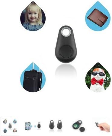 Black Bluetooth Tracer GPS Locator//Pet//Wallet Tracker