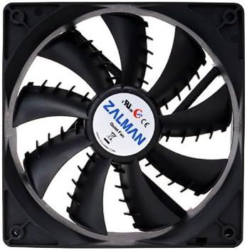 Zalman ZM-F1 Plus(SF) - Ventilador de PC (Ventilador, Carcasa del ...