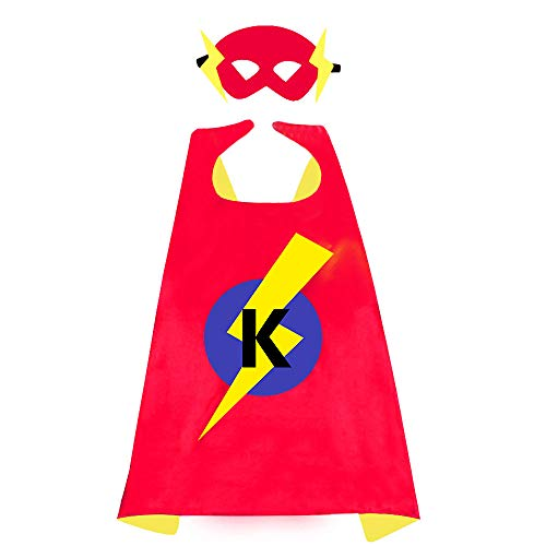 Tisy Christmas Birthday Presents Gifts 3-12 Year Old Girls, Cartoon Superhero Satin Capes Dress up Kids Party Favor Toys 3-12 Year Old Girls Stocking Fillers TSUSK1