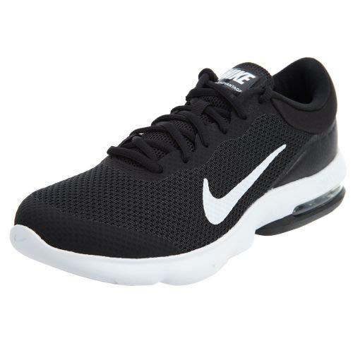 hot sale online f66e0 d3f51 Galleon - NIKE Men s Air Max Advantage Running Shoe Black White Size 14 M US