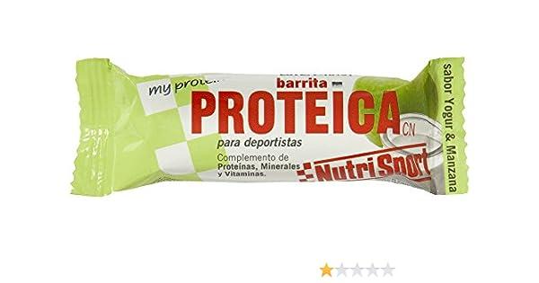 Nutrisport Barrita Proteica Para Deportistas - 46 g: Amazon.es: Amazon Pantry