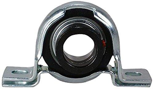 Peer Bearing FHPPZ204-12-IL Pillow Block, Narrow Inner Ring, Interlocking Eccentric Locking Collar, Single Lip Seal, Pressed Steel Housing, 3/4