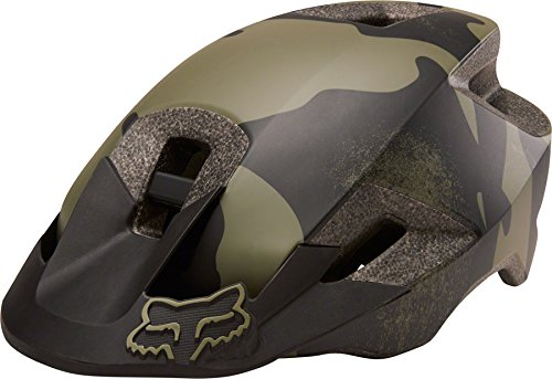Fox Racing Ranger Camo Helmet Green Camo X/2X