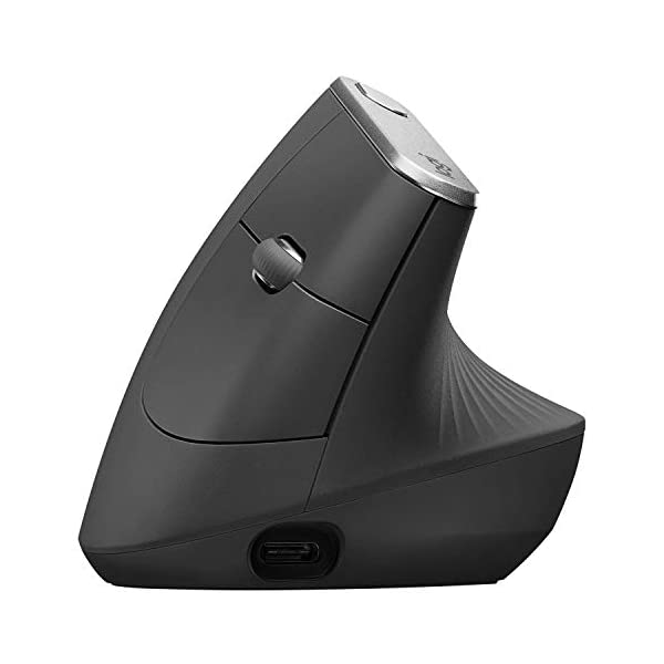 Logitech MX Vertical Wireless Mouse Gaming