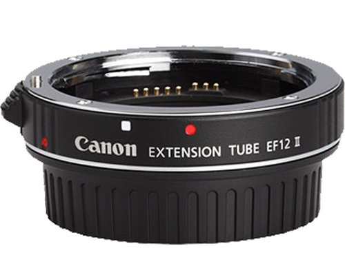 Canon エクステンションチューブ EF12 IIエクステンションチューブ エクステンシヨンチユ-ブEF12-2   B0000DZ5OE